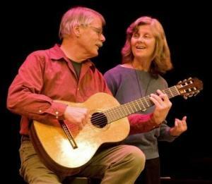 Gordon Bok & Carol Rohl
