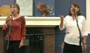 Barbara Gladstone & Audrey Perkins