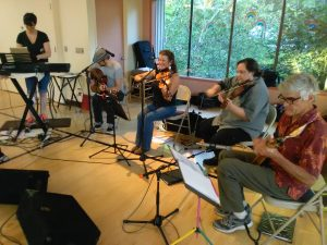 Contra: Treehouse with Laurel Thomas @ Gatton Hall / First Congregational Church | Corvallis | Oregon | United States