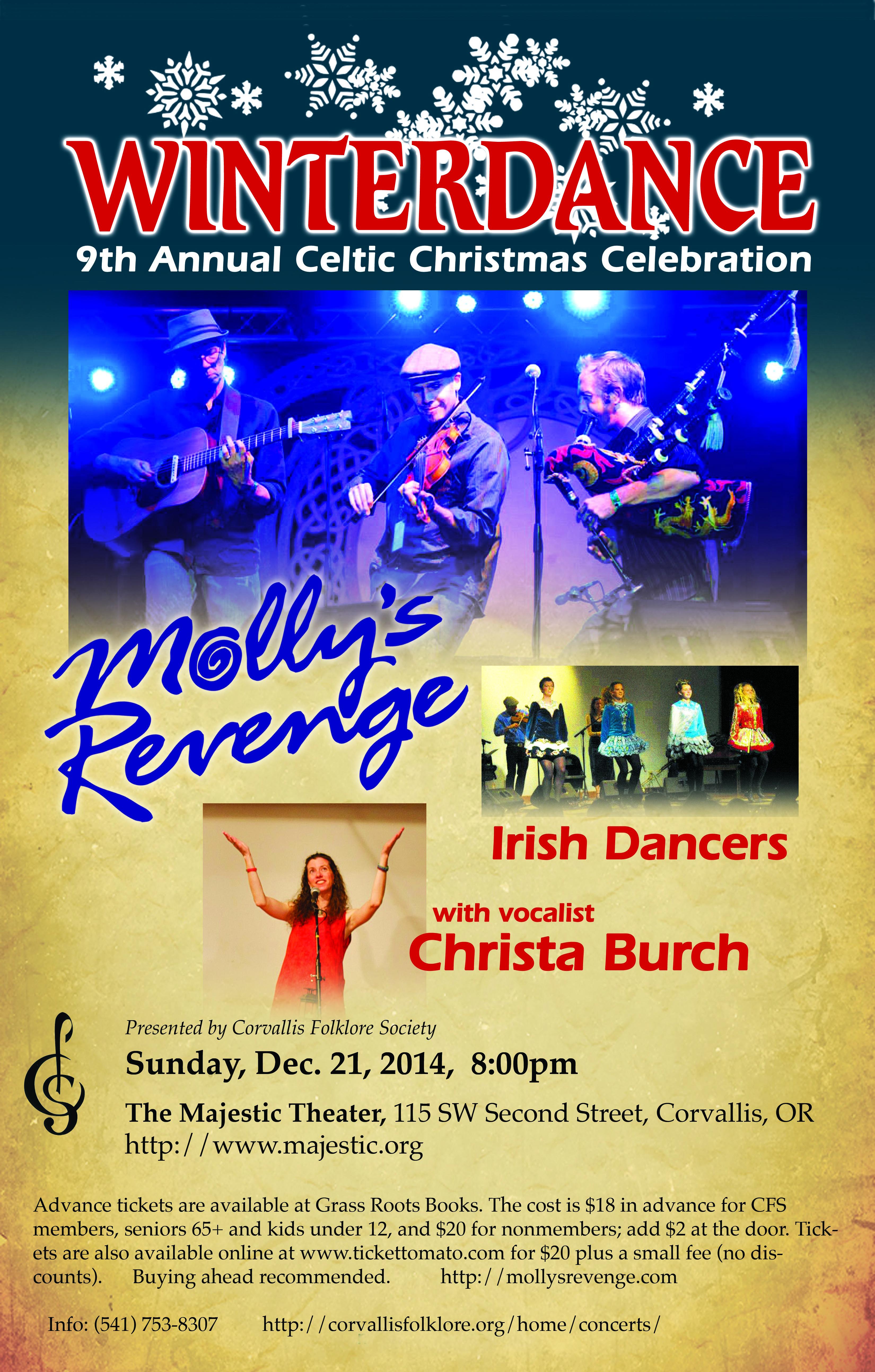 Winterdance Poster