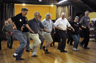 Hoolyeh and Friends 10th Annual Folk Dance Party @ Marys River Grange Hall | Philomath | Oregon | United States