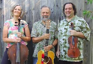 Melody Pie Trio @ Bullfrog Music | Corvallis | Oregon | United States