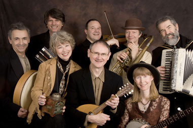 The Trail Band @ Whiteside Theatre | Corvallis | Oregon | United States