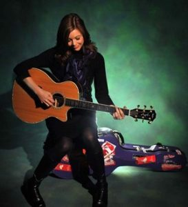 Carrie Newcomer @ Whiteside Theatre | Corvallis | Oregon | United States