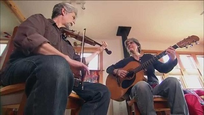 Cindy Kallet & Grey Larsen @ Whiteside Theatre | Corvallis | Oregon | United States