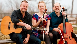 Hanneke Cassel Trio @ Whiteside Theatre | Corvallis | Oregon | United States