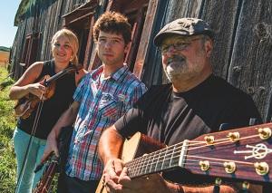 Sophie Fiachra Trio
