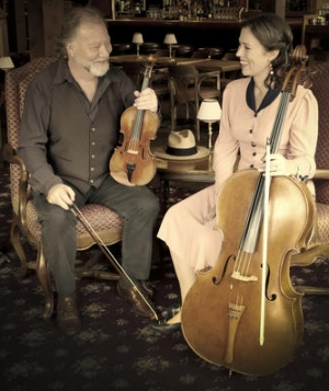 Alasdair Fraser & Natalie Haas @ Whiteside Theatre | Corvallis | Oregon | United States