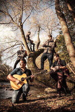 Celtic Supergroup Ímar @ Majestic Theatre