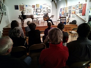 CANCELED - Local Folk  Open Stage @ Corvallis Arts Center