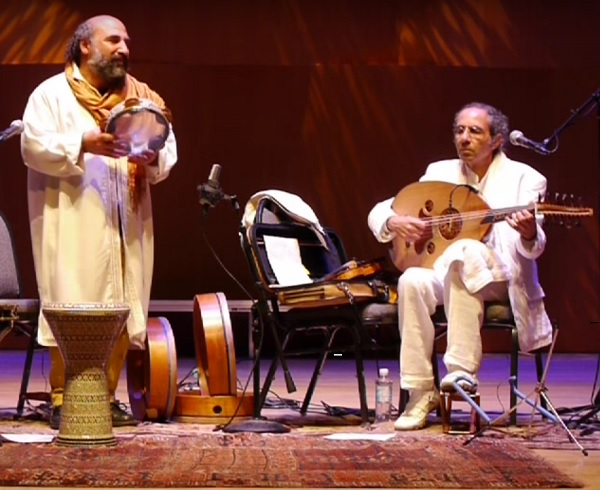 Yair Dalal and Dror Sinai - Piece of Peace Concert @ Unitarian Universalist Fellowship