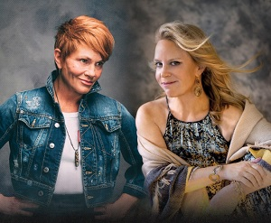 Mary Chapin Carpenter and Shawn Colvin @ LaSelles Stewart Center