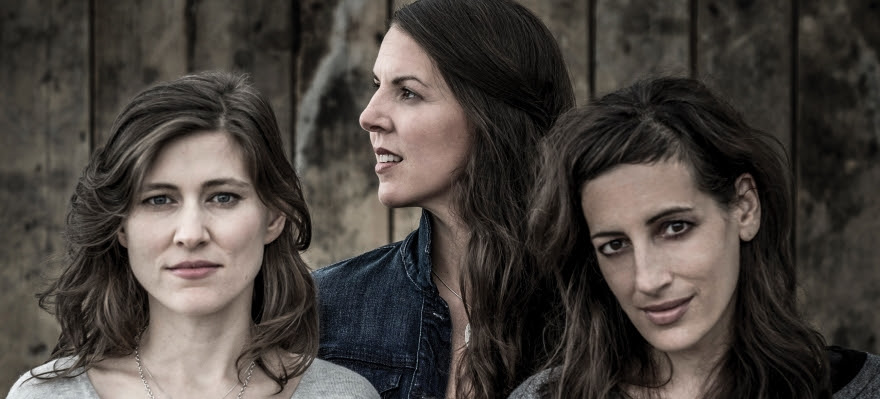 The Wailin' Jennys @ Whiteside Theatre