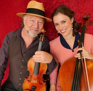 Alasdair Fraser & Natalie Haas's triumphant return to the Whiteside Theatre @ Whiteside Theatre