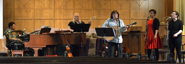 Karen Sikich and Friends @ First Congregational Church