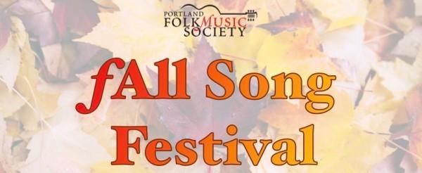Portland FolkMusic Society fAll Song Festival @ Online