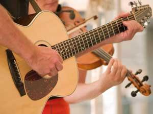 folk music concerts